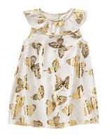 Нарядное летнее платье 3 года