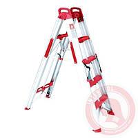 Лестница-стремянка  трансформер INTERTOOL LT-5000