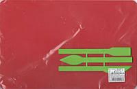 "Доска для пластилина ""Атлас"" 23,5х15,5 см. со стеками"