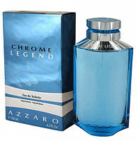 Мужская туалетная вода Azzaro Chrome Legend Азаро Хром Легенд