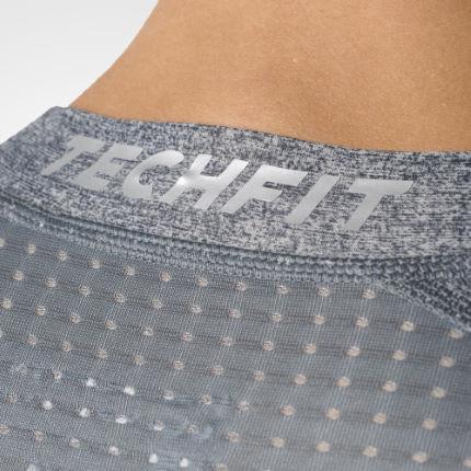 Adidas - Футболка Techfit Chill (короткий рукав, SS16) - картинка 4