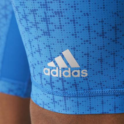 Adidas - Шорты Techfit Chill GFX (SS16) - картинка 5