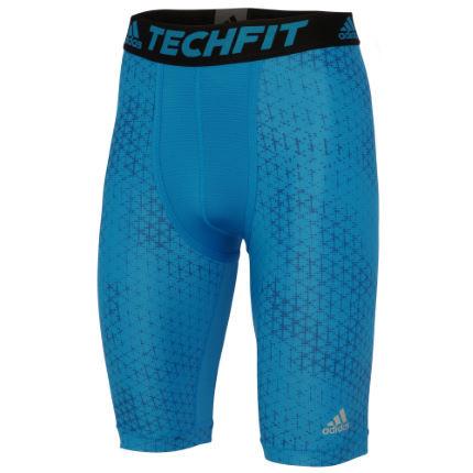 Adidas - Шорты Techfit Chill GFX (SS16) - картинка 1