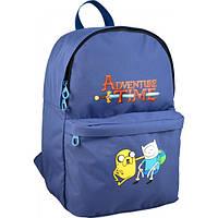 Яркий портфель Время приключений | Рюкзак KITE Adventure Time 970-2