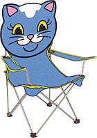Детский раскладной стул Eurotrail Ardeche Animal Kat