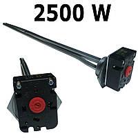Тэн для чугунного радиатора БАТАРЕИ 2500 W с регулятором