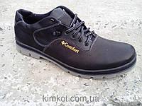 Мужские кожаные кроссовки большие размеры 46-50 р-р