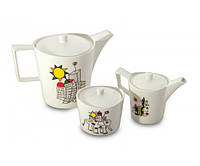 Сервировочный набор для кофе/чая Berghoff Eclipse 3705100 ( 6 пр )