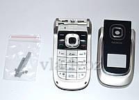 Корпус для Nokia 2760 серый с клавиатурой class AAA