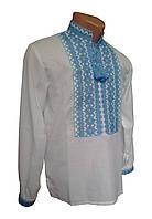 Рубашка вишиванка чоловіча, Ботал домоткана