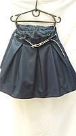 Нарядная школьная юбка