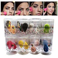 Спонж для тонального крема Beauty Blender МИКРО МИНИ увеличивается при намокании, 2 шт. в упаковке