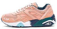 Женские кроссовки Puma Trinomic R698 (Пума Триномик)