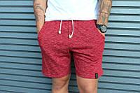 Красные шорты HLGN лето`16