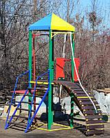 Спортивно-игровой комплекс DaLi «Башенка» для детей от 1 года до 14лет.