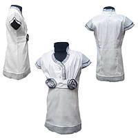 Блузка-туника  на девочку