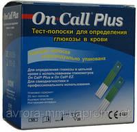 Тест-полоски On-Call™ Plus, 25шт.
