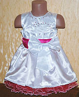 Сарафан  нарядный  для девочки  1-3 года