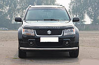 Защитная дуга на передний бампер Suzuki Grand Vitara (2006+)