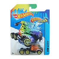 Машинка Hot Wheels Color Shifters Rig Dog Измени цвет Mattel CFM43