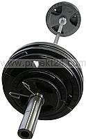 Штанга олимпийская 150 кг. Гриф 2,2 м.