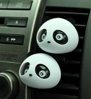 """Автомобильный освежитель воздуха """"Панда"""" 2шт / компл. Ароматизатор в машину"""