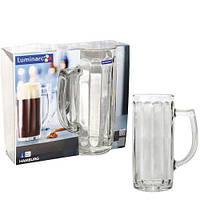 Набор бокалов для пива 330мл Luminarc Hamburg H5126, 2шт