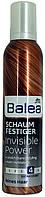 Пена для волос DM Balea Schaum Festiger Invisible Power (4) 250мл.