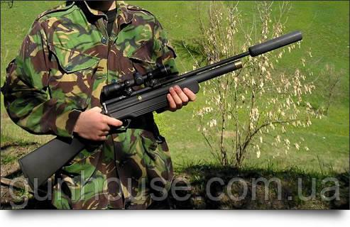 """Пружинно-поршневые винтовки в интернет-магазине пневматического оружия """"GUNHOUSE"""""""