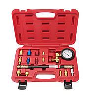 Тестер давления масла гидроусилителя руля FORCE 915G5 15 пр.