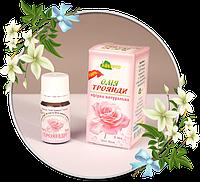 Эфирное масло розы натуральное 100% 5 мл ТОВ Адверсо