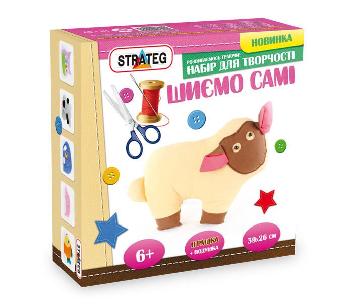 Наборы шитья мягких игрушек