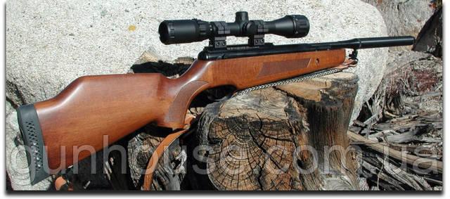 Пневматические винтовки с газовой пружиной в Одессе, интернет магазине Gunhouse