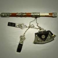 Сувенирный самурайский набор (меч и аксессуары)