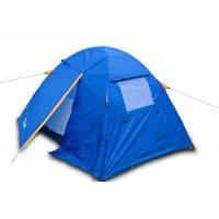 Туристическая палатка двухместная.