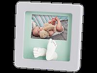 Photo Sculpture Frame (Pastel), Baby Art