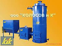 Тепловой комплекс КТ-100: котел на щепе, опилках, пеллетах 100 кВт