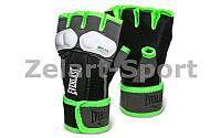 Перчатки-бинты внутренние гелевые Неопрен EVERLAST 1300002 Prime Evergel Hand Wraps (р-р L,сер-сал)