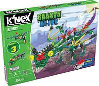 Конструктор моторизированный K'NEX драконы K'NEX Beasts Alive Stompz Building Set