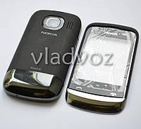 Корпус Nokia c2 03, c2 06 черный + клавиатура class AAA распродажа