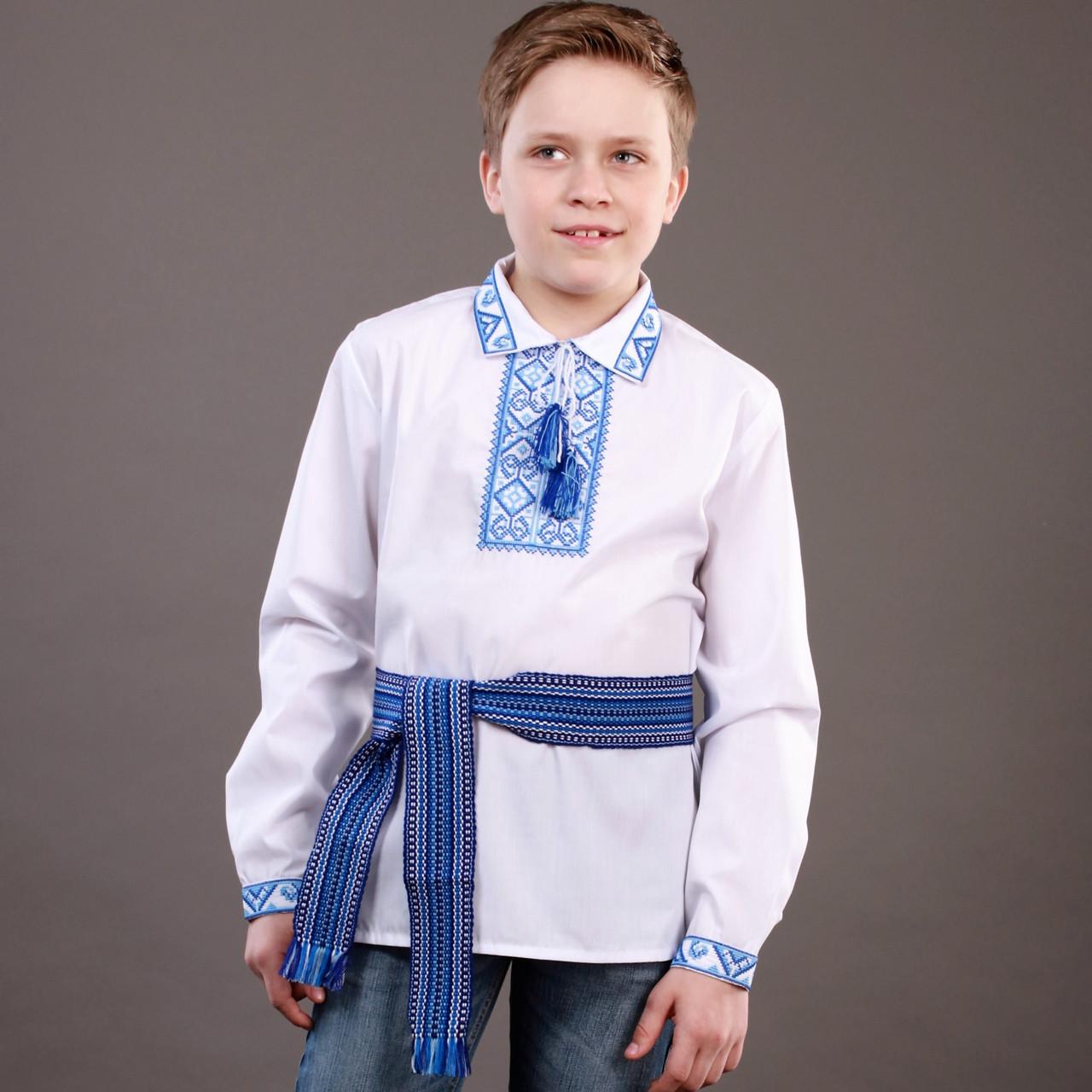 Украинская вышиванка своими руками. Фото, видео, схемы и узоры 41