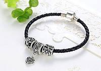 Оригинальный женский браслет в стиле Pandora. Пандора