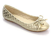 Женские балетки Vista GOLD, фото 1