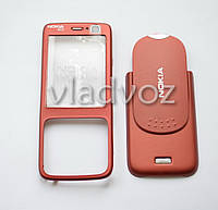 Корпус Nokia N73 красный не дорогой