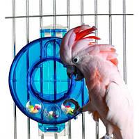 """Игрушки для больших попугаев """"Синий круг"""""""