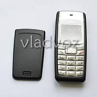 Корпус для Nokia 1110, 1112 чёрный с клавиатурой class AAA