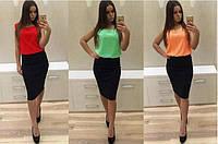 Платье женское в деловом стиле