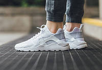 Кроссовки Nike Huarache Run Ultra Breeze (White)