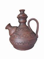 Чайник Этно (Станиславcкая глиняная посуда)