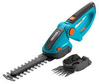 Комплект аккумуляторных ножниц для газонов и кустарников ComfortCut  (8897)